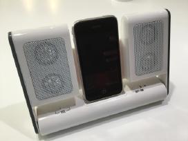iPod/iPhone kolonėlės stovas