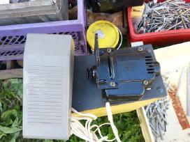 Siuvimo masinos varikliukas