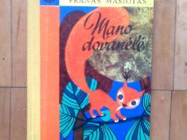 """Pranas Masiotas """" Mano dovanele"""" 1970 metai"""
