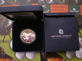 2017m. 10eur lietuvių skalikui ir žemaitukui