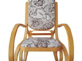 Supama kėdė, supamas krėslas tik 99 eur.