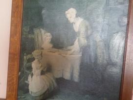 Le Bndicit Chardin, Malda prieš valgyma
