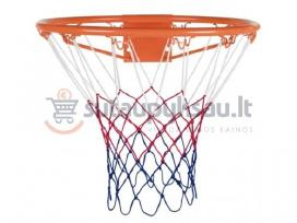Krepšinio lankas su tinkleliu (2 rūšys)