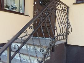 Tvora Tureklai Stumdomi vartai