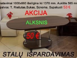 Stalas/stalai/staliukai/staleliai. Mažos Kainos