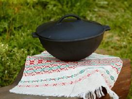 Tikras Storasienis Kazanas Jusu gurmaniskam maistu - nuotraukos Nr. 2