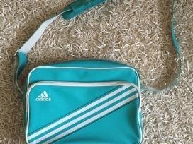 Nauja Adidas mokyklinė rankinė