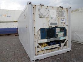 6m, ref juriniai konteineriai