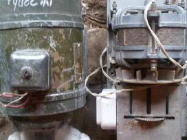 Gintaro šlifavimo ir pjovimo įrang