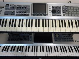 Roland Fantom X6 ir Xp-50 (Workstations)