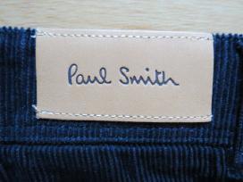Paul Smith velvetinės kelnės 10 m