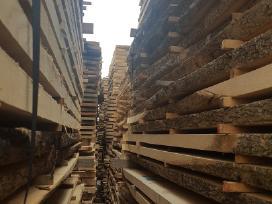Džiovinta Uosio mediena