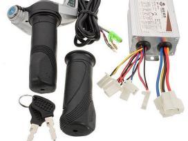 Elektrinio variklio kontroleris Dc 24v 500w