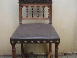 Senovines Xxa.kėdes,lovos.