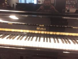 Parduodu pianina Weber