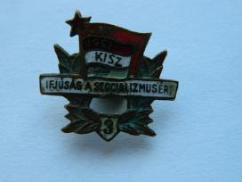 1919-1957 Kisz socializmo