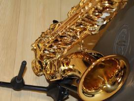 Geriausi saksofonai pradedantiems, pustukai