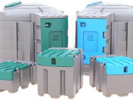 Kuro talpos, įranga, trąšų talpyklos, cisternos