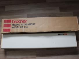 Brother Kh 830 su antra adatine Brother Kr 850