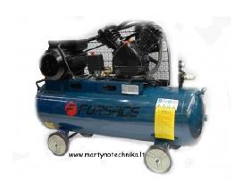 Oro kompresorius Forsage 2c/200l 648l/min 4kw