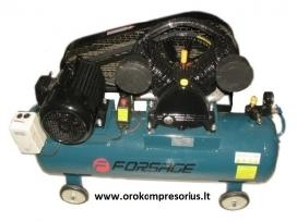 Oro kompresorius Forsage 2c/100l 648l/min 4kw