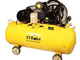 Oro kompresorius Strom 2c/200l 600l/min 4kw