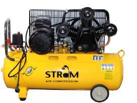 Oro kompresorius Strom 3c/80l 470l/min 3kw 220v