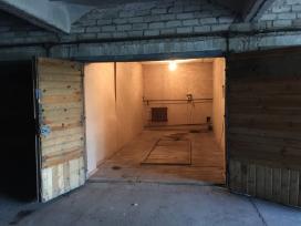 Garazo nuoma Vivulskio g Naujamiestyje prie Snoro