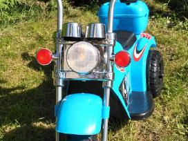 Naujas elektromobilis - motociklas - nuotraukos Nr. 4