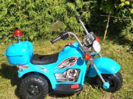 Naujas elektromobilis - motociklas