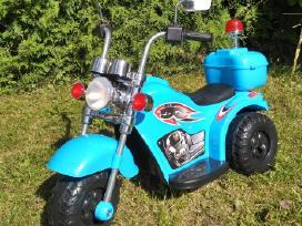 Naujas elektromobilis - motociklas - nuotraukos Nr. 6