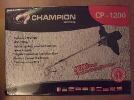 Klijų-betono-skiedinio Maišyklės Champion Germany