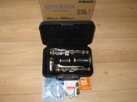 Medinis Klarnetas Yamaha 450