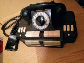 Telefonas aparatas senoviškas