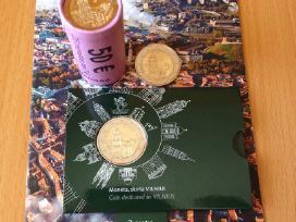 2017m.2eur moneta, skirta Vilniui