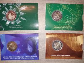 2 eurai - Vilnius, Baltų kultūra, Ačiū, Es vėliava