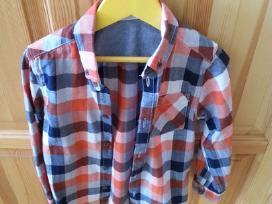 Šilti marškiniai ilgomis rankovėmis