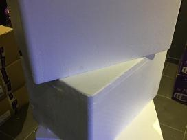 Termo Dėžė polistireninės termodėžės