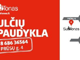 Sulčių Spaudykla Kaune, Šilainiuose (šalia Oazės)