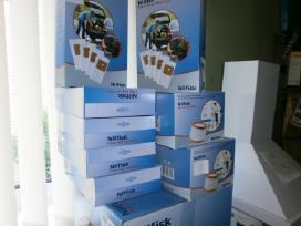Nilfisk Hepa filtras 18 eur ir maišai po 12 eur
