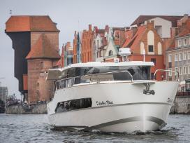 Motorinė jachta Delphia Bluescape 1200