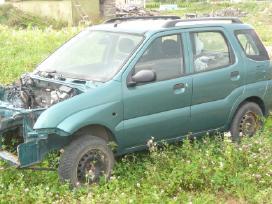 Suzuki Ignis Subaru Justy Europa 4wd
