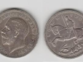 Parduodu ivairiu sidabriniu monetu 10 vnt.