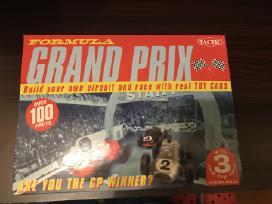 Formula Grandprix ir Pasaulio Veliavos žaidimai