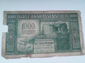 1000 ost-markiu 1918 (Lietuviški)