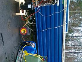 Profesionalus šaldymo įrangos servisas ir prekyba