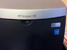 Nenaudotas Hp Designjet 130 spausdintuvas ploteris - nuotraukos Nr. 3