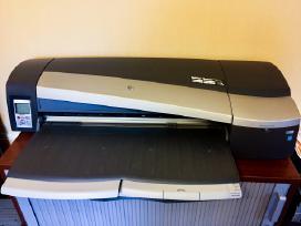Nenaudotas Hp Designjet 130 spausdintuvas ploteris - nuotraukos Nr. 2