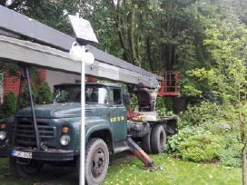 Medžių pjovimo paslaugos