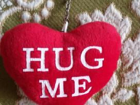 Raktu pakabukas Širdelė Valentinui- ai :)